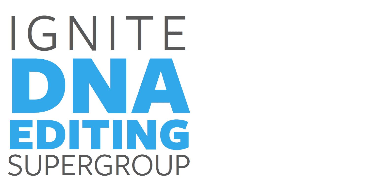 Ignite DNA Editing Supergroup Logo - Innovative Genomics Initiative (IGI)