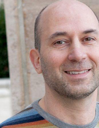 Headshot of Jonathan Weissman