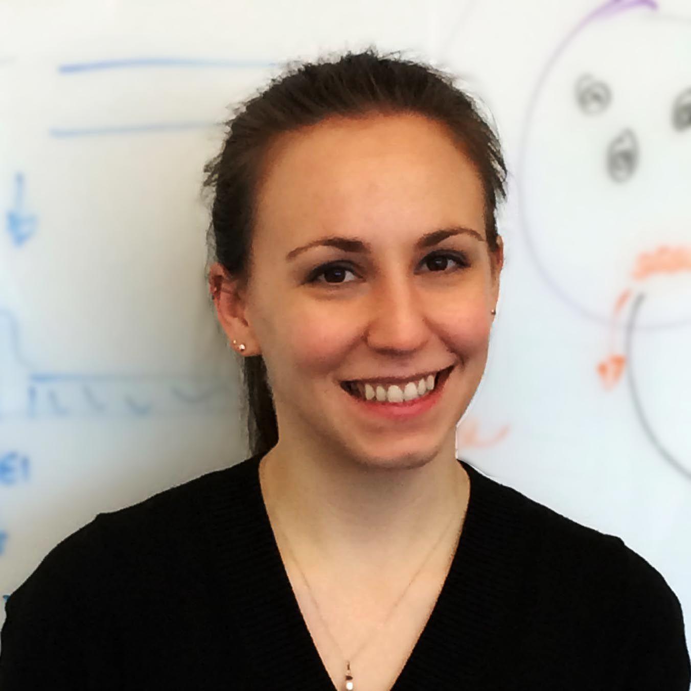 Headshot of Megan Hochstrasser