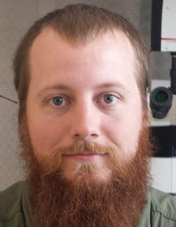 Staff page headshot of PGTF research associate Jesse Jones