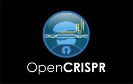 Logo for Eterna's OpenCRISPR challenge
