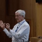 Dana Carroll speaking at CRISPR Workshop 2017