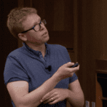 Luke Gilbert speaking at CRISPR Workshop 2017