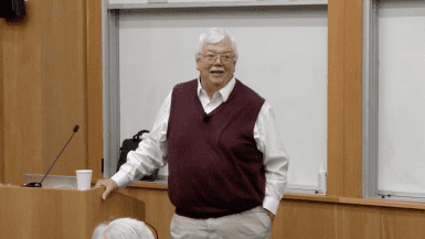 Hank Greely speaking at CRISPR Workshop 2017