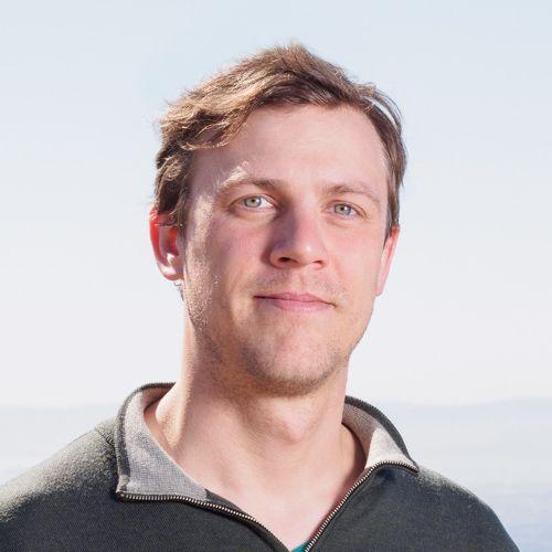Headshot of scientist Mark DeWitt