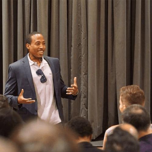Shakir Cannon public speaking