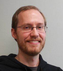 Headshot of professor Matthew Traxler