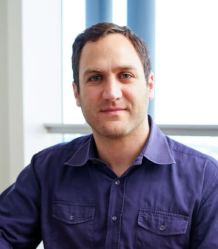 Headshot of Alexander Marson