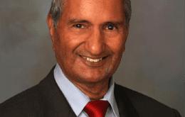 Headshot of Professor Gurdev Khush