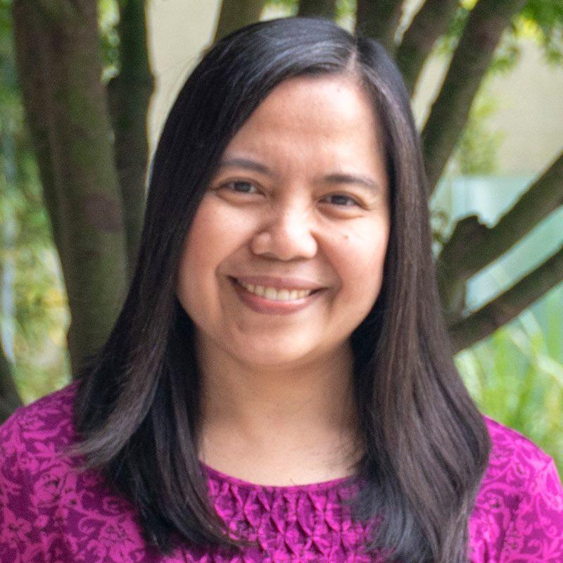 Headshot of Luz Hilario