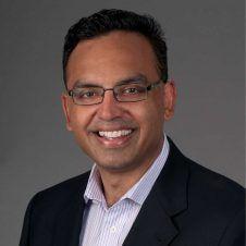 headshot of Niren Murthy