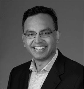 Headshot of Professor Niren Murthy