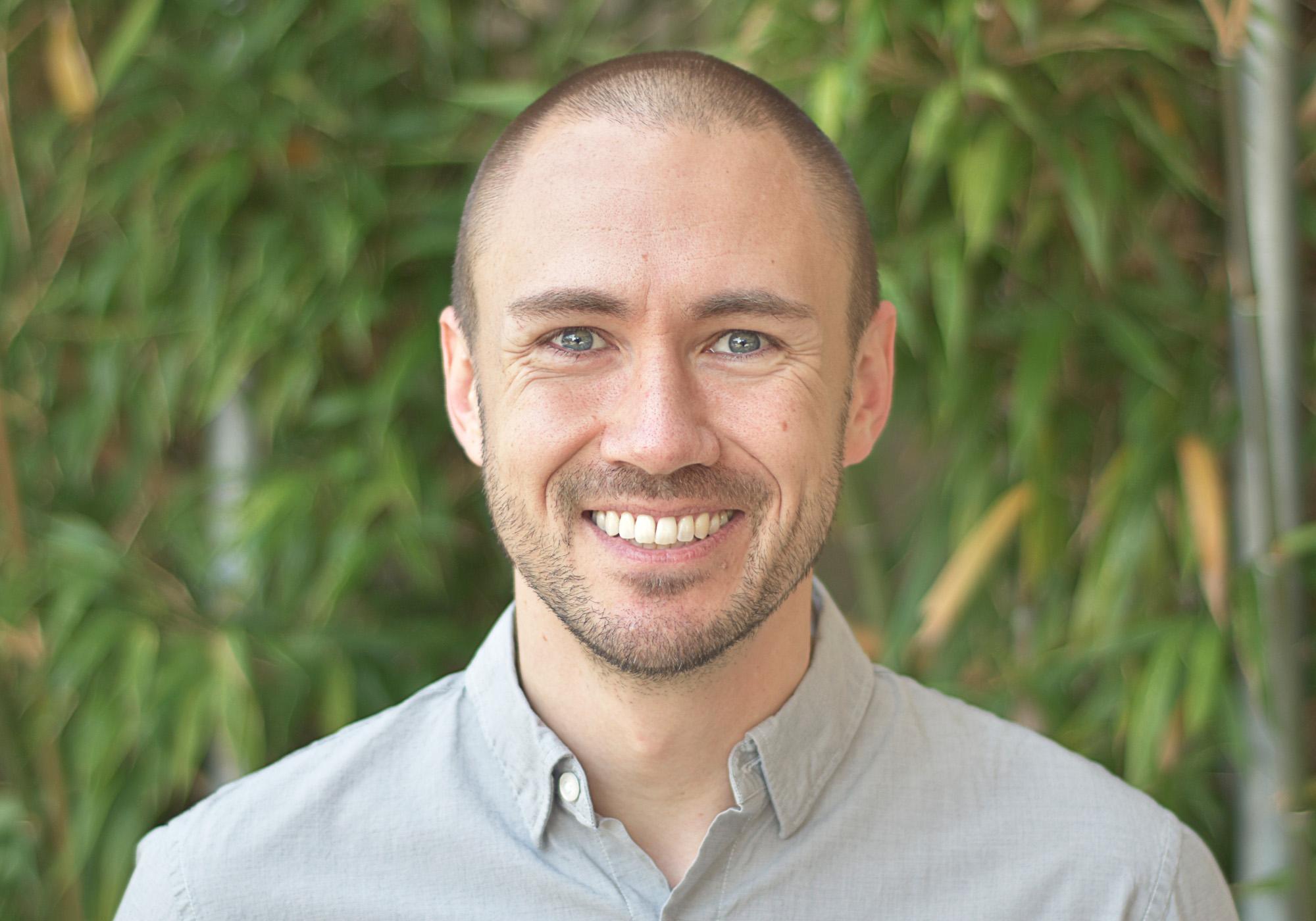 Headshot of Ross Wilson