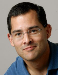 A headshot of professor David Schaffer