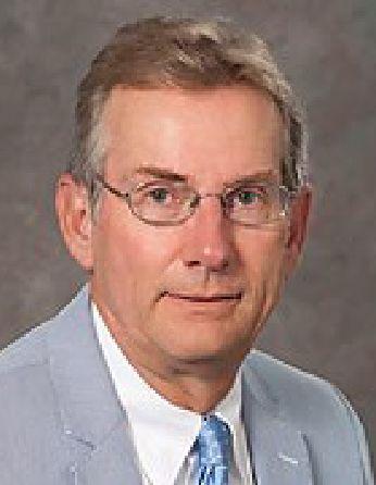 A headshot of professor Mark Yarborough