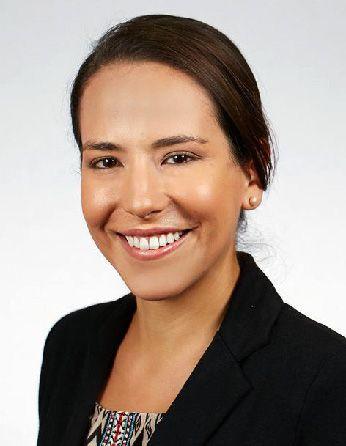 a headshot of professor Markita Landry