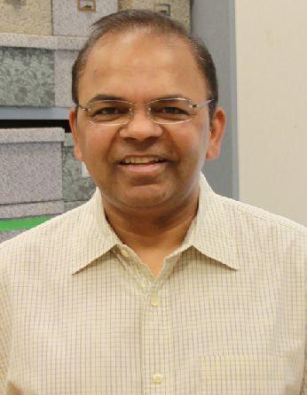 A headshot of professor Savithramma Dinesh-Kumar
