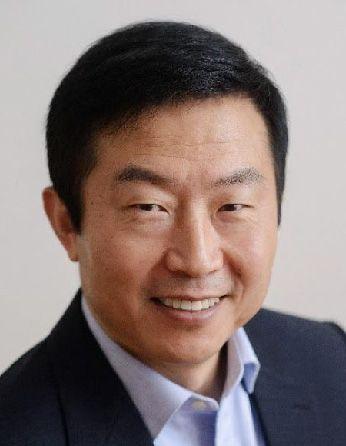 A headshot of professor Ting Guo