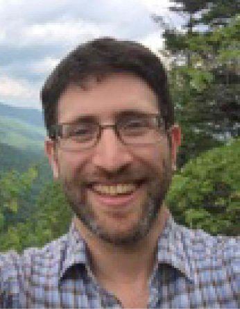 Headshot of professor Ben Blackman