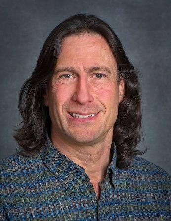 Headshot of professor Gary Karpen
