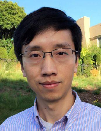 Headshot of professor Dengke Ma