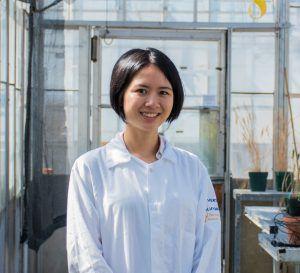 Headshot of Yunru Peng