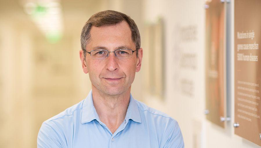 Headshot of Fyodor Urnov