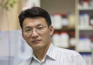 Headshot of Nian Wang