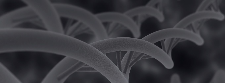 Artistic depiction of DNA