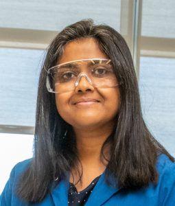 Head shot of Aindrila Mukhopadhyay