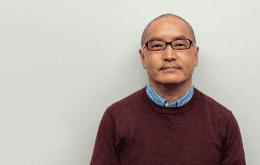 Headshot of Jon Suzuki