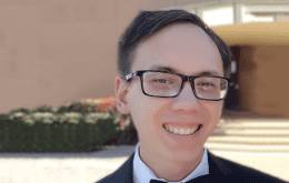 Headshot of Isaiah Mohr