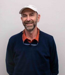 Headshot of professor Steven Strauss