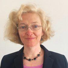 Headshot of Yulia Golubovskaya