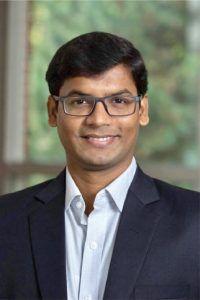 Headshot of Kutubuddin Molla