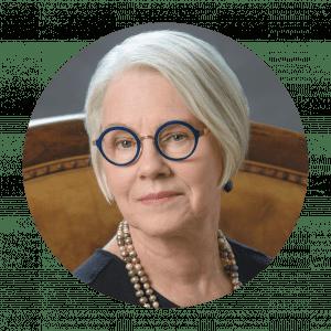 Circle Headshot of Rosemarie Garland-Thompson
