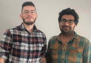 Basem Al-Shayeb and Rohan Sachdeva.