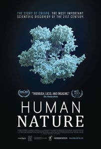 Film poster for Human Nature documentary