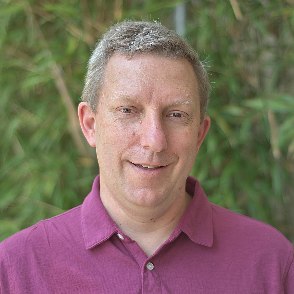 Headshot of Andy Murdock