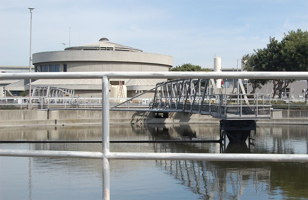EBMUD Wastewater Treatment Plant