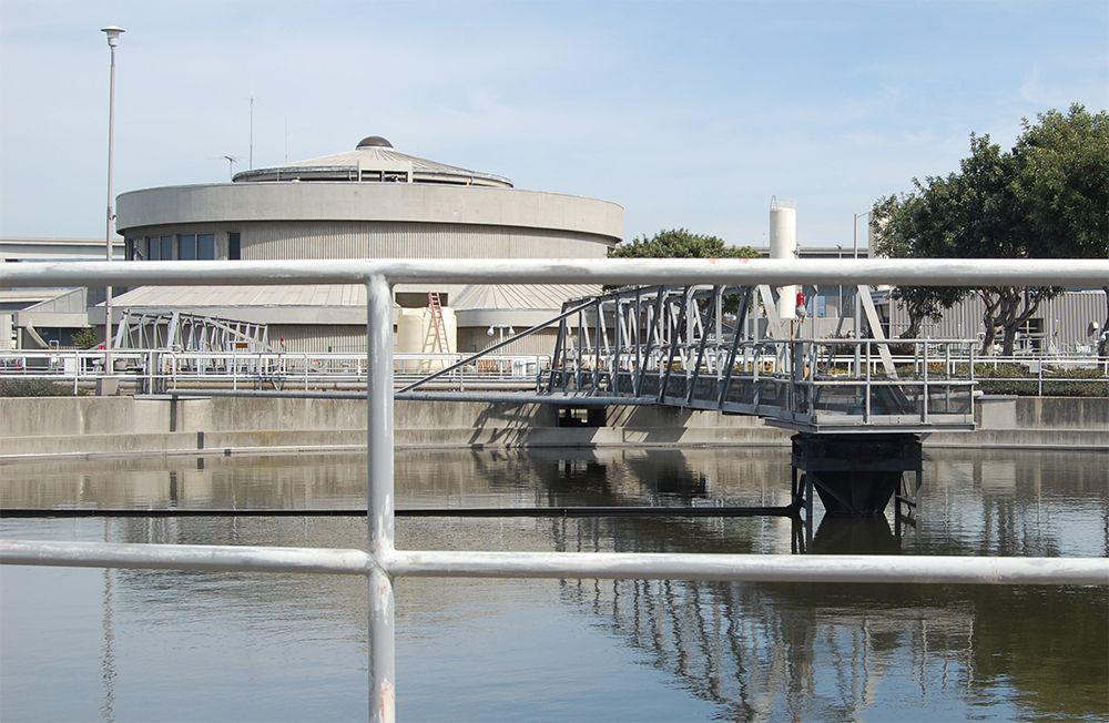 EBMUD Wastewater Treatment Plant