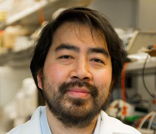 Portrait of Franklin Huang