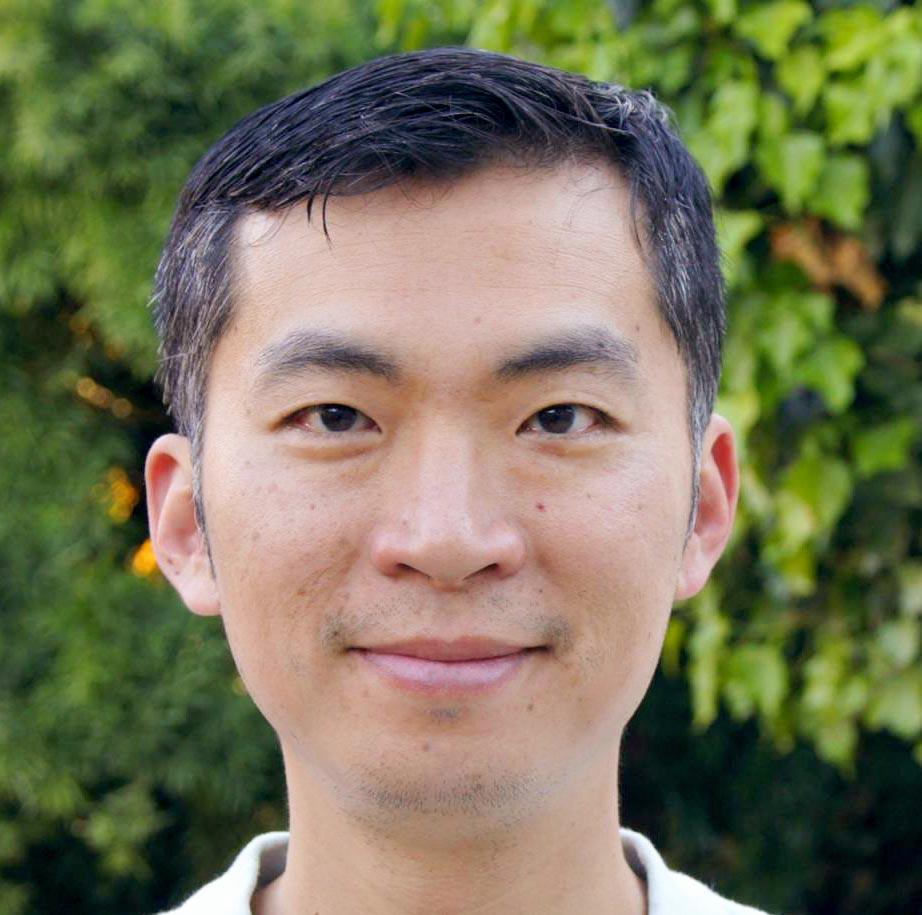 Portrait of Tien Peng