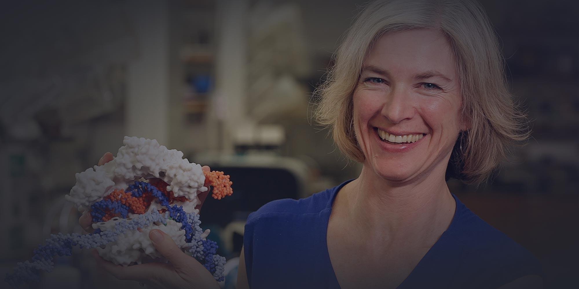 Jennifer Doudna CRISPR-Cas9