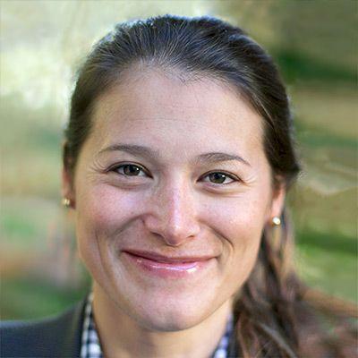 Headshot of Ana María Mora